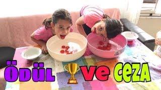 ELLERİNİ KULLANMADAN SUDA DOMATES YAKALAMACA !!!  Cezalı Ve Ödüllü Oyun