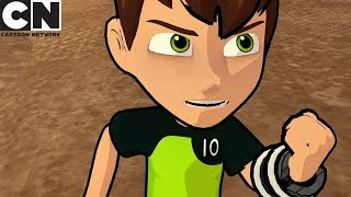 Ben 10 | Gameplay Trailer | Ad Característica | Cartoon Network