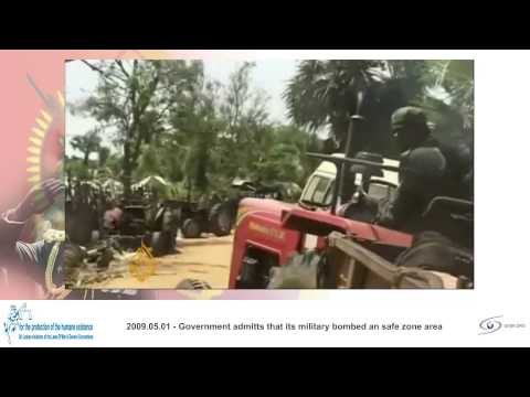 SRI LANKA WAR   episode   war reporting 2009