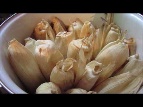 Tamales de harina de arroz/FABI CEA