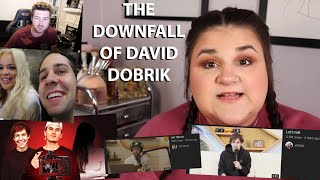 The Downfall of David Dobrik and The Vlog Squad
