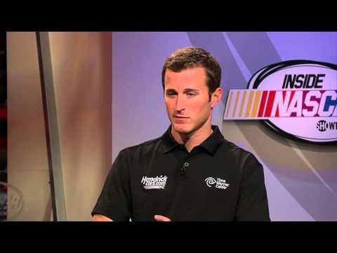 Inside NASCAR - Kasey Kahne Interview - SHOWTIME