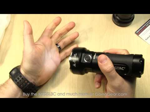 Eagletac MX25L3C XP-G2 & Nichia 219 Flashlight Extended Revi