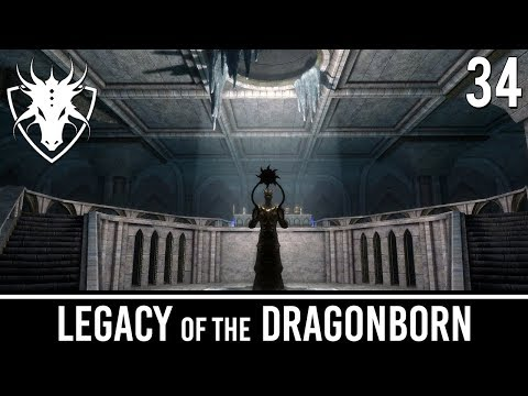 Skyrim Mods: Legacy of the Dragonborn - Part 34