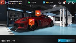 Gear Club: Customizing The Nissan 370z!!!