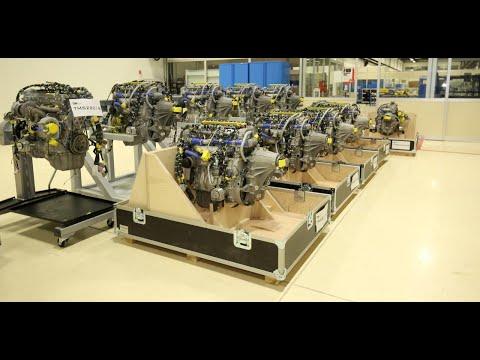 TEI'nin özgün ve uluslararası motor çalışmaları hız kesmeden devam ediyor