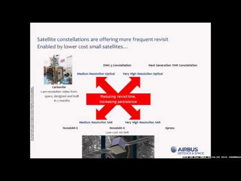 Jaime Reed: Satellite-based Earth Observation: Too much data, not enough information