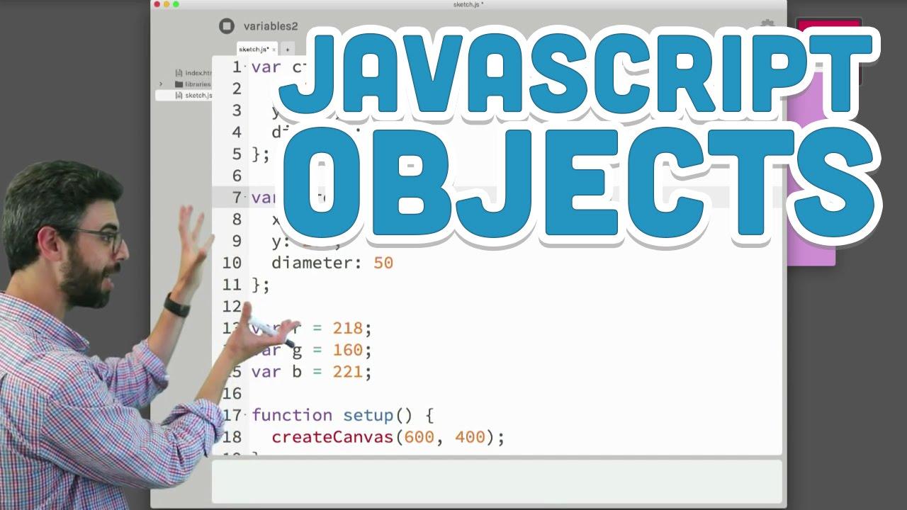 Object oriented javascript tutorial #1 introduction youtube.
