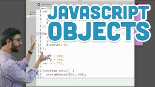 2.3: JavaScript Objects - p5.js Tutorial