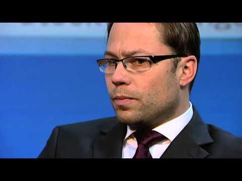 Matjaž Zadravec on restructuring | Tus Holding | World Finance Videos