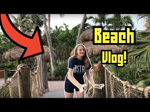 BEACH VACATION VLOG #2!