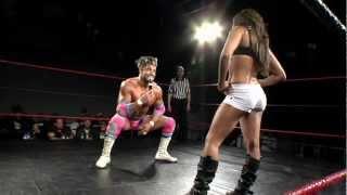 Robbie E vs Rosita Dance Off from FWE The Big Kabosh