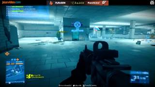 Demi-finale Coupe de France Battlefield 3 PC : PyRoGEN vs PunchLine!