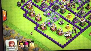 Clash of Clans! How to Find Giant Bombs Like a Pro!