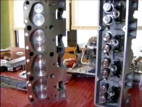 PATRIOT FREEDOM CYLINDER HEADS