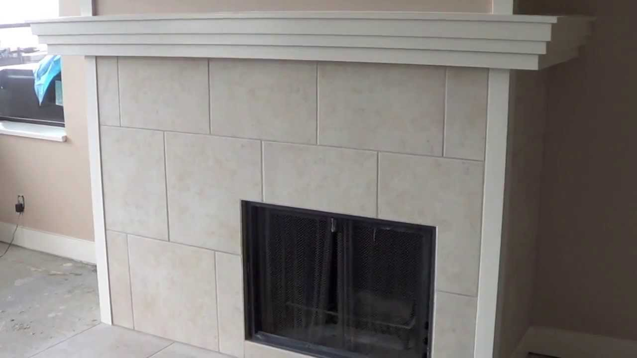 how to upgrade a condo fireplace youtube
