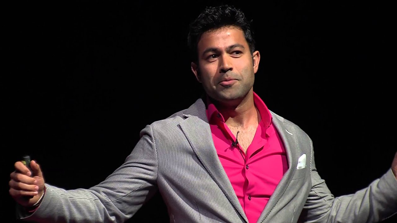 Do you really want to be a marketer's wet dream? Vishal Gurbuxani at TEDxUCDavis