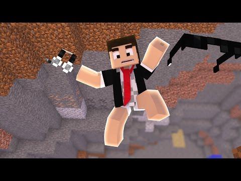 NOVA SÉRIE! MAL COMEÇAMOS E JÁ CAI NA RAVINA | Minecraft [AVENTURA EM DUPLA] Ep 02