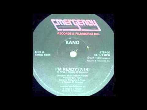 "KANO ""I'm Ready"" (DJ Ayres instrumental re-edit)"