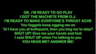 Eminem Kill You HQ