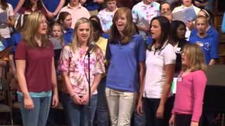 Draw the Circle Wide by Mark Miller, 2009 CG Youth Choir Festival