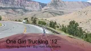 Beautiful Wyoming-Bighorn Mountains