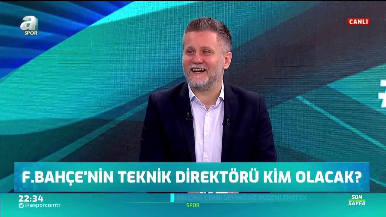 Volkan Demir Açıkladı! İşte Fenerbahçe'nin Hoca Adayları!