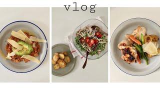 집밥 브이로그 ㅣ 맛있는 다이어트식 집밥 ㅣ 연희동 네…