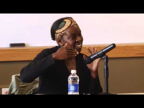 Dr. Sanyu Mojola Seminar @ Northern Illinois University