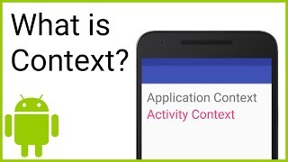 What is Context in Android Programming?
