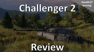 Armored Warfare - Challenger 2 Review