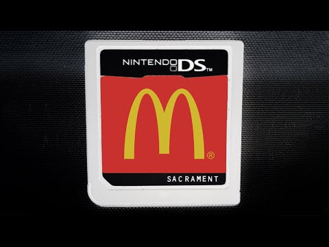 The 10-Year Hunt for the Lost McDonald's DS Game