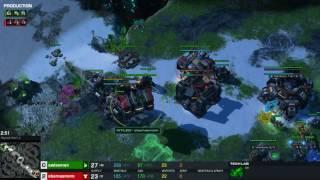 S1 Round 1 Game 3 [KYLE2]obamasmom vs [KYLE]swissman