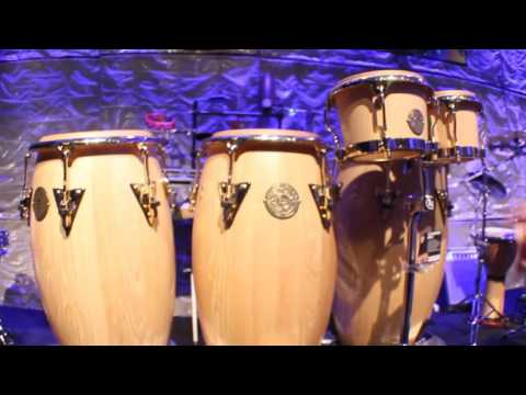 latin percussion 50th anniversary congas and bongos youtube. Black Bedroom Furniture Sets. Home Design Ideas