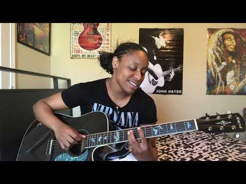 """""""Steady Love"""" - India.Arie (A 34K Acoustic Cover)"""