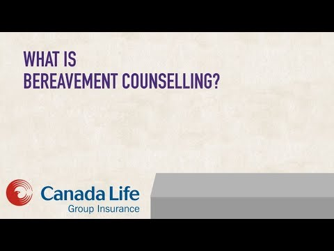 What is Bereavement Counselling? - Canada Life Group Insurance