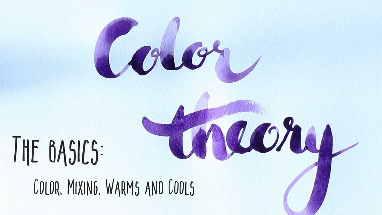 Color Theory For Makeup The Basics Color Wheel Mixing And Warm