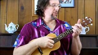 Chord Melody Uke Lessons - It