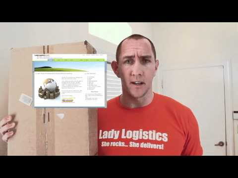 New York City Courier Services from Lady Logistics