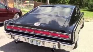 США/ Dodge Charger 67 года!/Тогда теперь сейчас/Обзор/Один из лучших представителей!