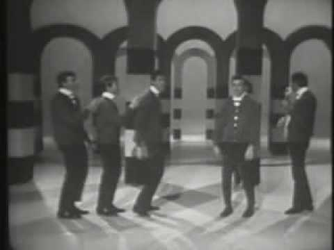 Jay and the Americans - Live on TV 1960's