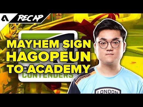 EnVision Drops Overwatch Team, LAG Fines Iremiix & Mayhem Sign Hagopeun For Academy | Akshon Recap thumbnail