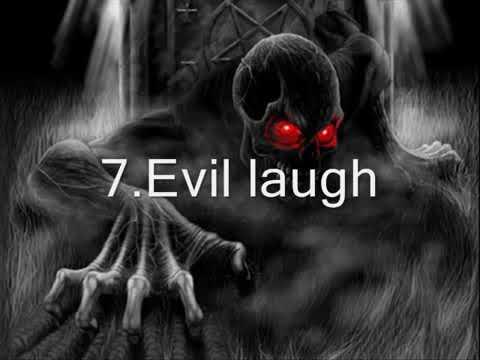Evil laugh ringtone