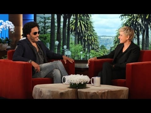 Ellen the Matchmaker: Carmen Electra and Lenny Kravitz