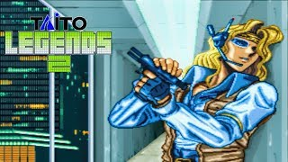 TAITO LEGENDS 2 | ARCADE GAMES