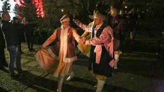 Ostrołęczanie tańczą poloneza