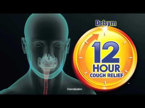 Delsym® 12 Hour Cough Liquid