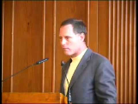 JASON BEGHE Speaks at the Hamburg Anti Scientology Conference (3 of 4)