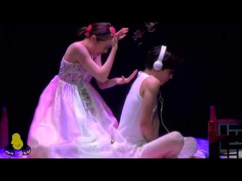 TAEMIN MUSICAL宮′Fast night ceremony′②(ENGsub)