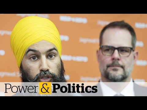 NDP works to reconnect with Quebec voters   Power & Politics
